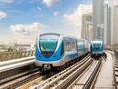 تغيير أسماء خمس محطات في مترو دبي
