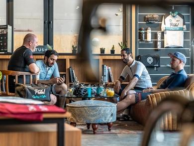 متجر بيدال الوجهة المتكاملة لمحبي الدراجات الهوائية في دبي